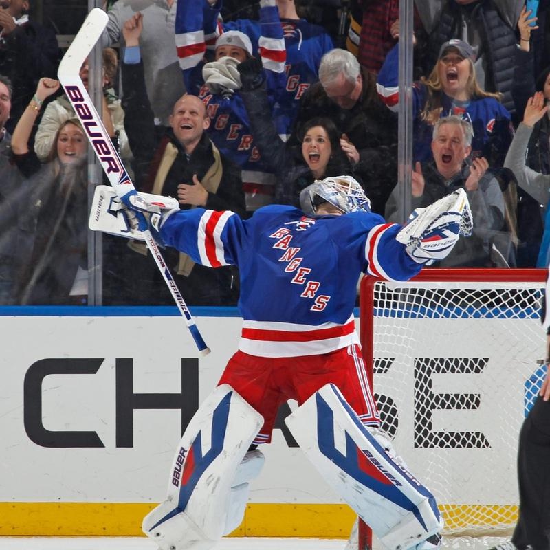 Henrik Lundqvist New York Rangers News